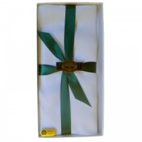 Gent's Fine Linen Handkerchiefs, Two in a Gift Box